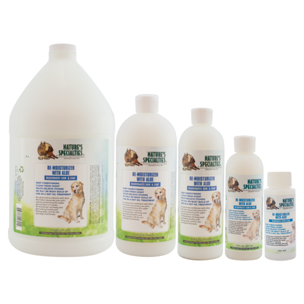 Re-moisturizer met aloe
