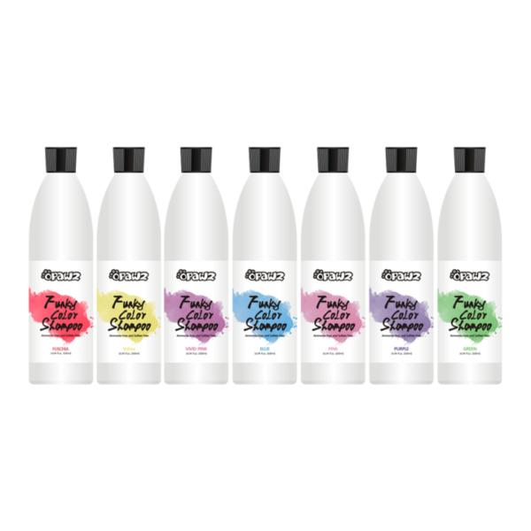 Funky Color Shampoo