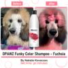 Fuschia dog Shampoo